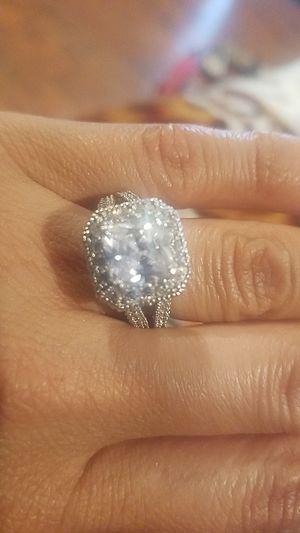 Beautiful engagement ring seta 925 for Sale in El Paso, TX