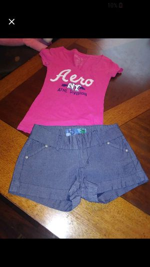 Girls Aeropostale outfit size 14/16 for Sale in Waterford, PA