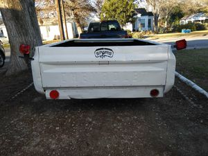 Old Chevy truck bed trailer for Sale in San Antonio, TX