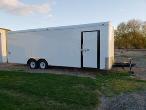 2018 Interstate enclosed car Hauler for Sale in Kennewick, WA