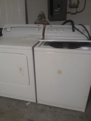 Kenmore washer machine and dryer for Sale in Palm Harbor, FL