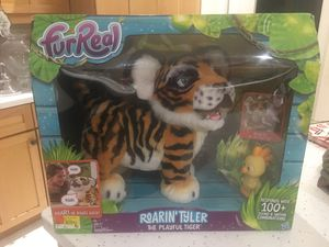 FURREAL - ROARIN' TYLER THE PLAYFUL TIGER - GREAT DEAL! NEW IN BOX! for Sale in Sarasota, FL
