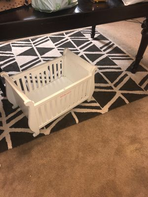 Bitty baby crib for Sale in Anaheim, CA