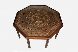 Middle Eastern large coffee table for Sale in Arlington, VA