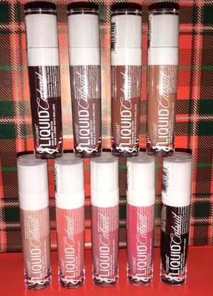 W&W Megalast liquid lipstick collection #2. for Sale in Westminster, CO