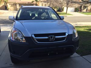 2002 Honda CRV for Sale in Ontario, CA