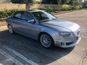 2006 Audi S4 25th Anniversary S line 99,000 low miles 4.2 V8 1 of 250 runs great $9,900 or trade truck or car for Sale in Bellflower, CA