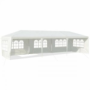 10' x 30' Outdoor Party Wedding 5 Sidewall Tent Canopy Gazebo for Sale in Riverside, CA