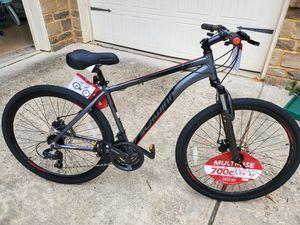 [BRAND NEW - ASSEMBLED] Schwinn DSB Hybrid Bike, 700c wheels, 21 speeds, mens frame, grey, mountain, road and trail bike for Sale in Alpharetta, GA