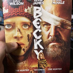 NEW Becky Dvd Blu Ray Combo for Sale in Vancouver, WA