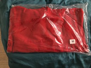 Brand new supreme S hoodie red size medium small box logo FW20 for Sale in Daly City, CA