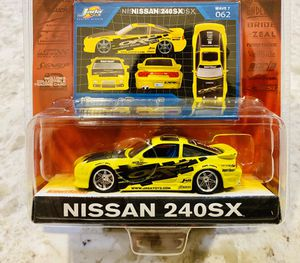 062 Nissan 240SX | 2003 Jada Toys | 1:64 Scale Diecast | Import Racer! for Sale in Seattle, WA