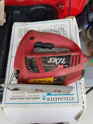 Jigsaw Trade for a skilsaw for Sale in Fresno, CA
