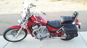 Motorcycle, 1998 Suzuki Intruder for Sale in Redlands, CA