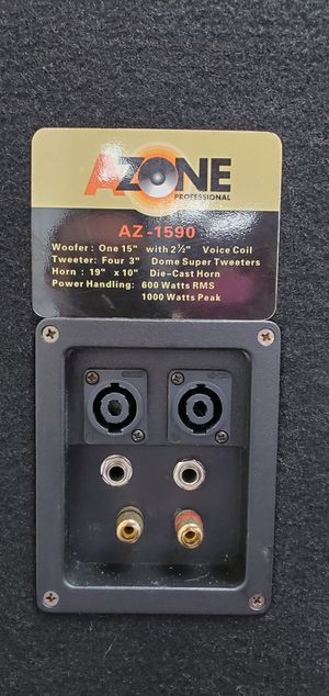 Azone speakers for Sale in Silver Spring, MD