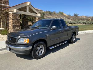 2002 Ford F-150 CLEAN TITLE for Sale in Grand Terrace, CA