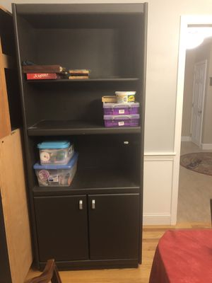 Two shelf/cabinet units for Sale in Norfolk, MA