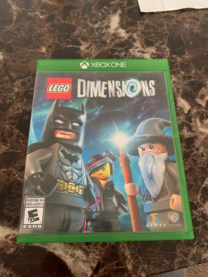 Xbox One Game LEGO Dimensions for Sale in Stafford, VA