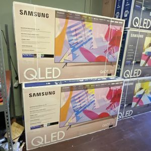 70 INCH SAMSUNG QLED Q60T Q6 SMART 4K BRAND NEW TV HUGE TV SALE for Sale in Burbank, CA