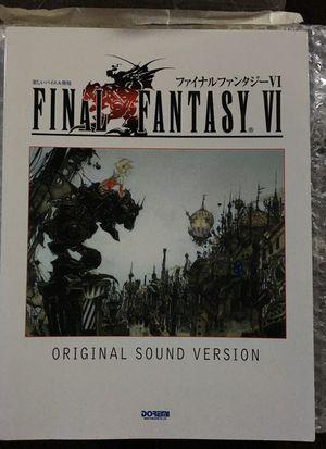 Final fantasy 1 2 3 4 5 6 original piano sheet music books very rare nes snes PlayStation Nintendo for Sale in Everett, WA