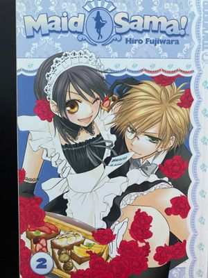 Maid Sama Manga vol. 2 for Sale in Miami, FL
