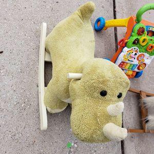 Hippo Baby Rocker for Sale in Deer Park, TX