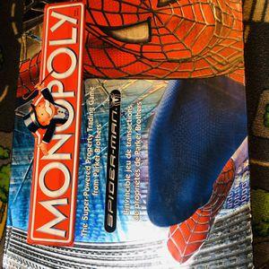 Spider-Man Monopoly Marvel Original for Sale in Costa Mesa, CA