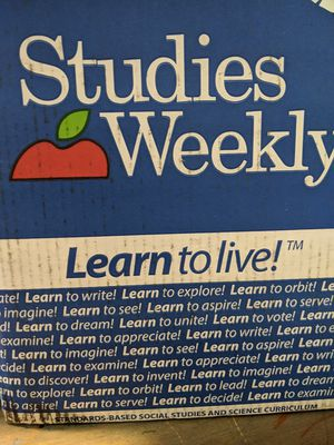 Homeschool curriculum for Sale in Riviera Beach, FL