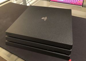 Sony PlayStation 4 Pro 1TB Console for Sale in West Covina, CA