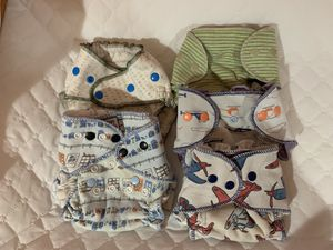 Fitted cloth diapers for Sale in Brick Township, NJ