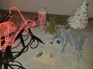Christmas lot of lights/ Decorative for Sale in Corona, CA