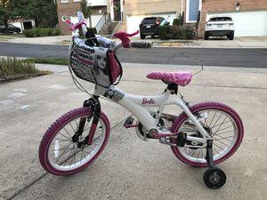 "Dynacraft 18"" BMX Barbie Girls Bike for Sale in Herndon, VA"