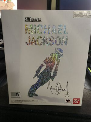 SH Figuarts Michael Jackson for Sale in Pomona, CA