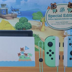 Nintendo Switch Animal Crossing for Sale in Los Angeles, CA