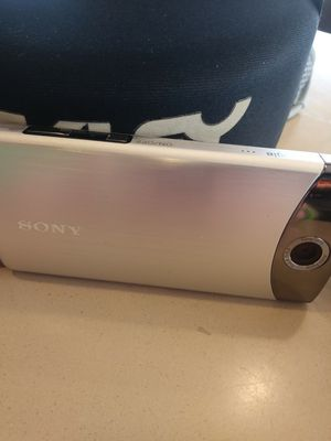 Mint condition Sony touchscreen cam.. for Sale in Tampa, FL