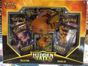 Pokemon Hidden Fates Collection Pack for Sale in Hacienda Heights, CA