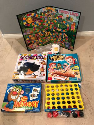 Kids Board games for Sale in Los Angeles, CA