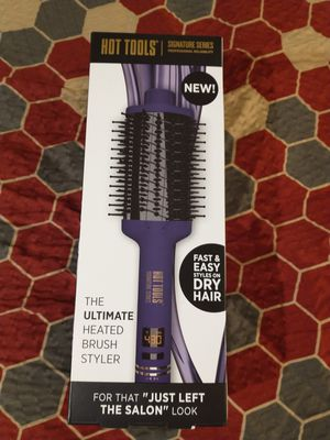 Hot Tools The Ultimate Headed Brush Styler for Sale in Riverside, CA