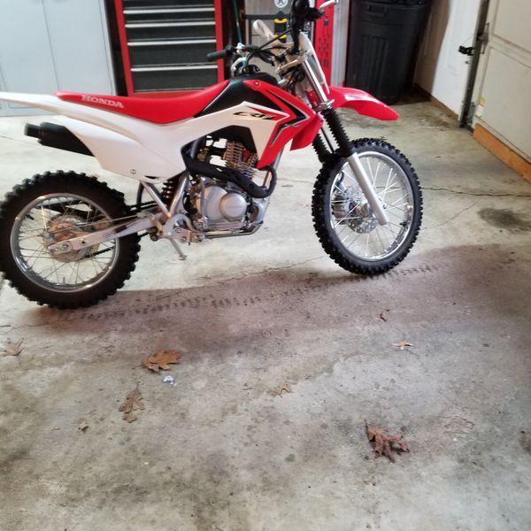 Honda 2014 trail bike