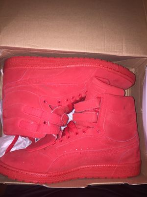 Puma High Tops Size 12 for Sale in Bronx, NY