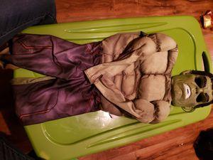 Marvel hulk costume for Sale in Fresno, CA