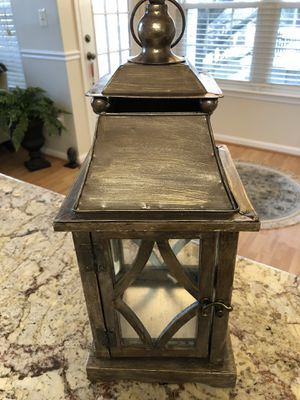 Decorative Lantern for Sale in NO POTOMAC, MD