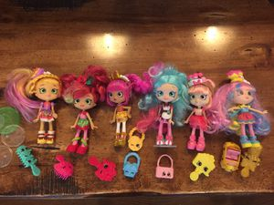 Shopkins dolls for Sale in New Albany, OH