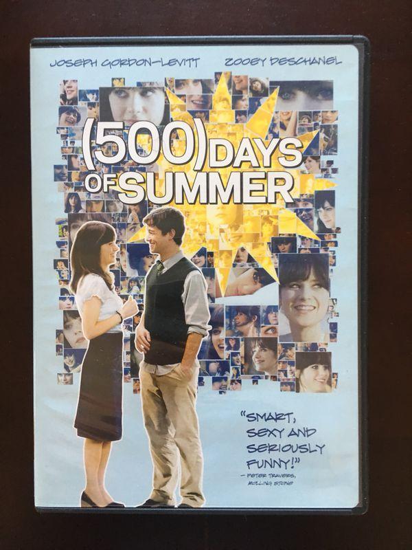 DVD: 500 Days of Summer