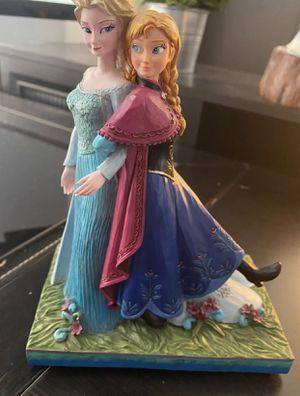 Frozen' Anna & Elsa Musical Figurine for Sale in Las Vegas, NV