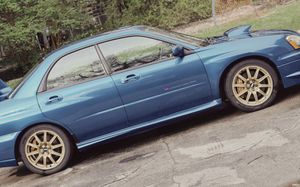 One-Owner 2004 Subaru Impreza WRX STi for Sale in El Monte, CA