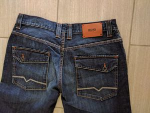 Hugo Boss jeans men's size 34x30 for Sale in Norcross, GA