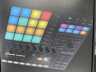 NAIVE INSTRUMENTS MASCHINE MK3 controller for Sale in Silver Spring,  MD