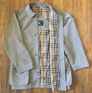 Vintage Burberry Trench Coat for Sale in San Francisco, CA