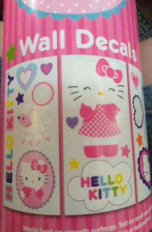 NEW Hello Kitty Wall Decals for Sale in Los Angeles, CA